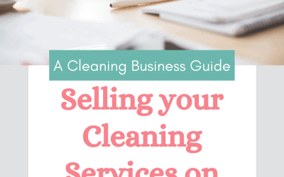 Selling Your Cleaning Services on GROUPON.