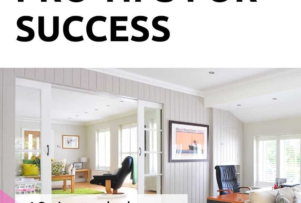 Pro Tips for Running a Successful Residential Cleaning Business