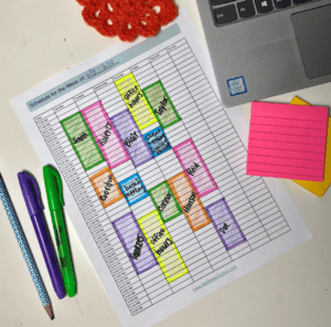 A free planner to maximize your maid service schedule