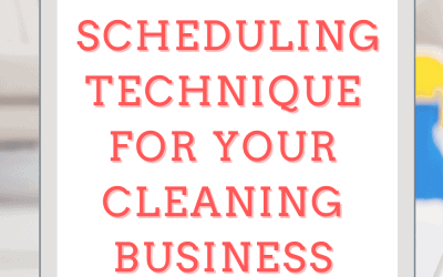 Maximize Your Maid Service Schedule
