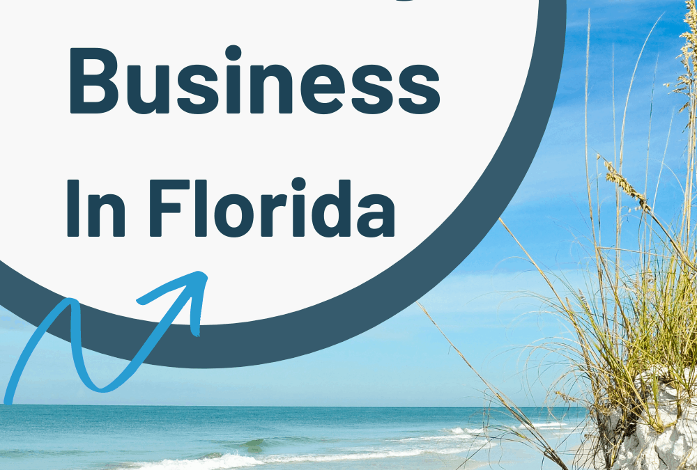 Start a Cleaning Business in Florida