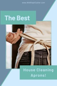 The Best Cleaning Apron