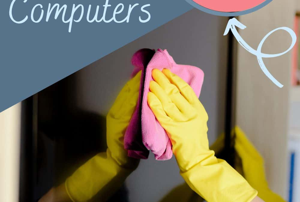 How to Clean a Flat Screen TV or Computer Screen